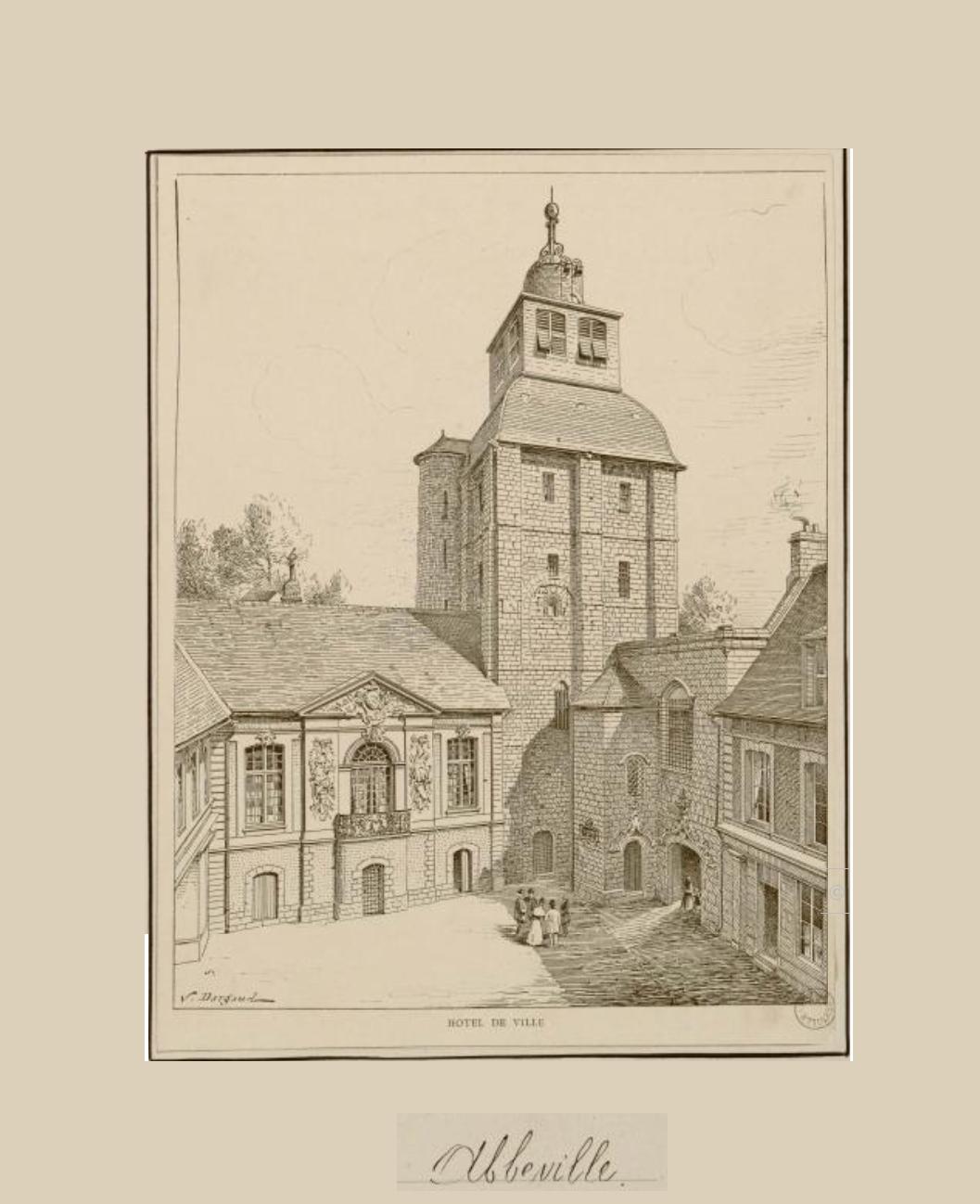 Beffroi 1901