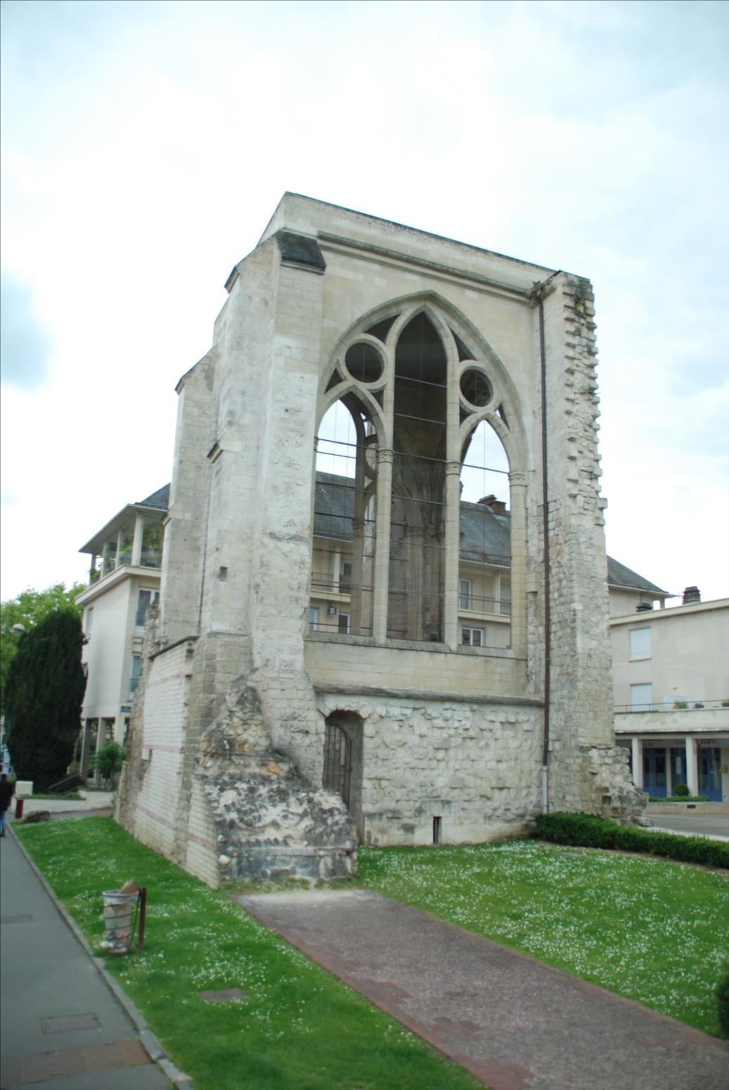 Vestige gothique
