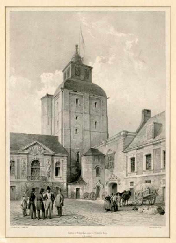 Beffroi, début XIXe siècle