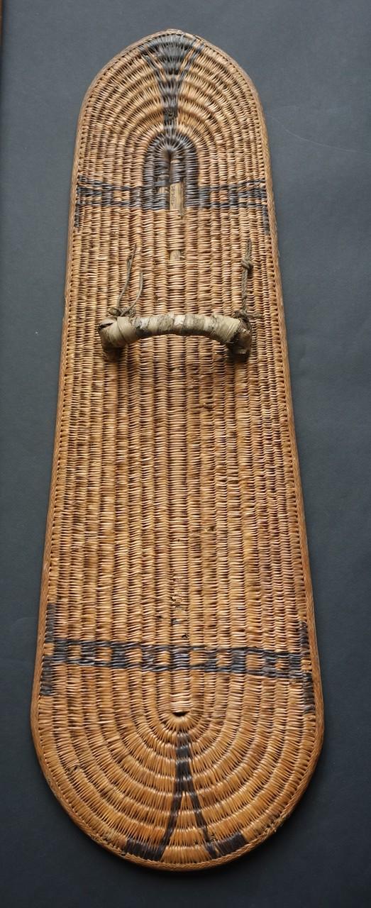Panoplie océanienne, bouclier des Iles Salomon, Musée Boucher-de-Perthes, Abbeville / Livret adulte image 15