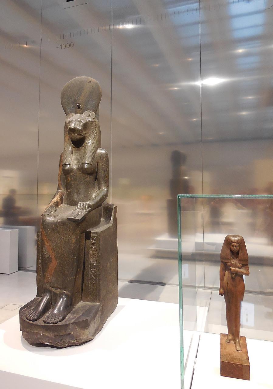 1400 -1350 av J.C., Egypte, Karnak, Sekhmet, déesse-lionne