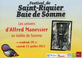 Les univers d'Alfred Manessier en Vallée de Somme
