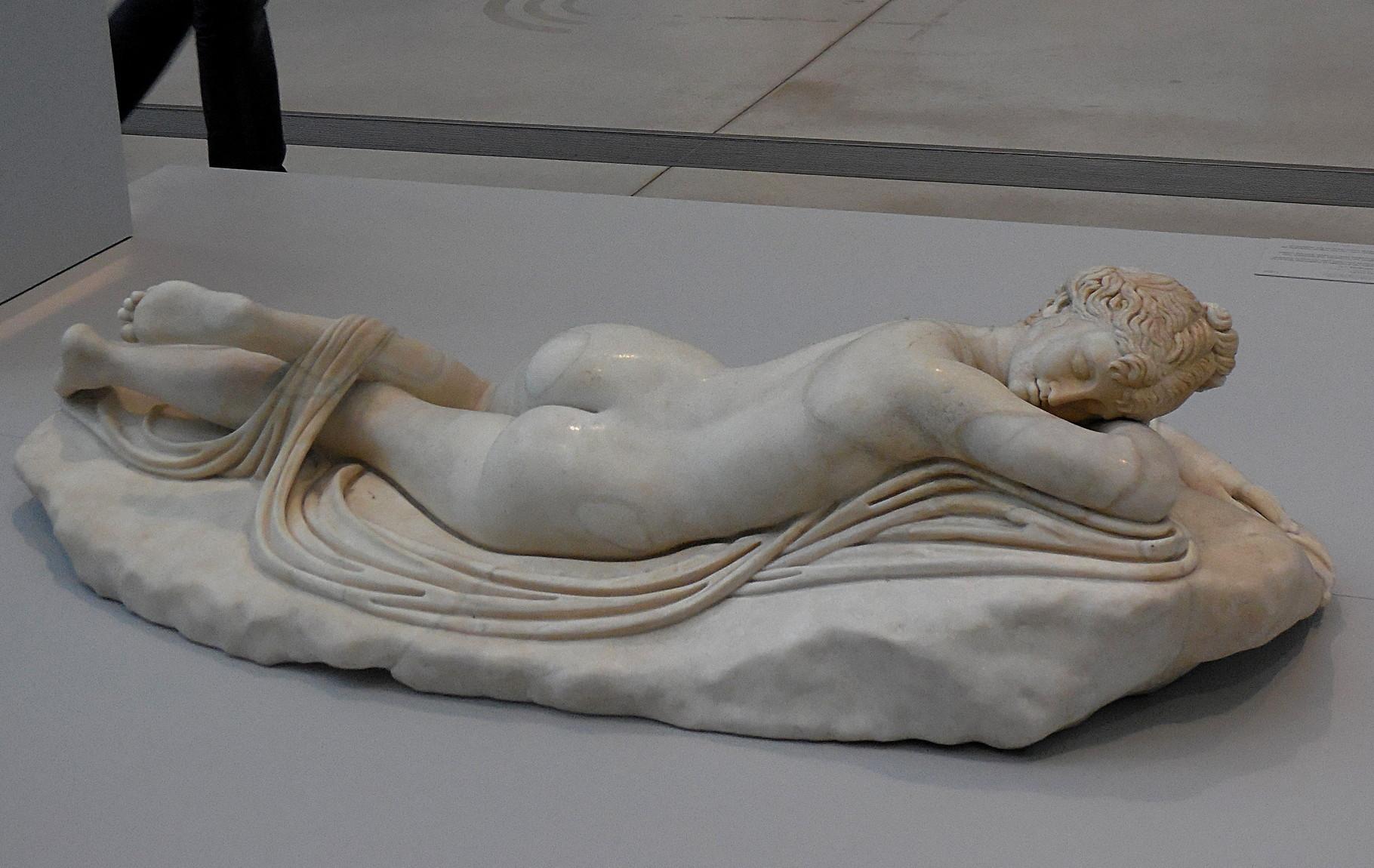 130 / 150 ap J.C., d'après Polyclès, Hermaphrodite,