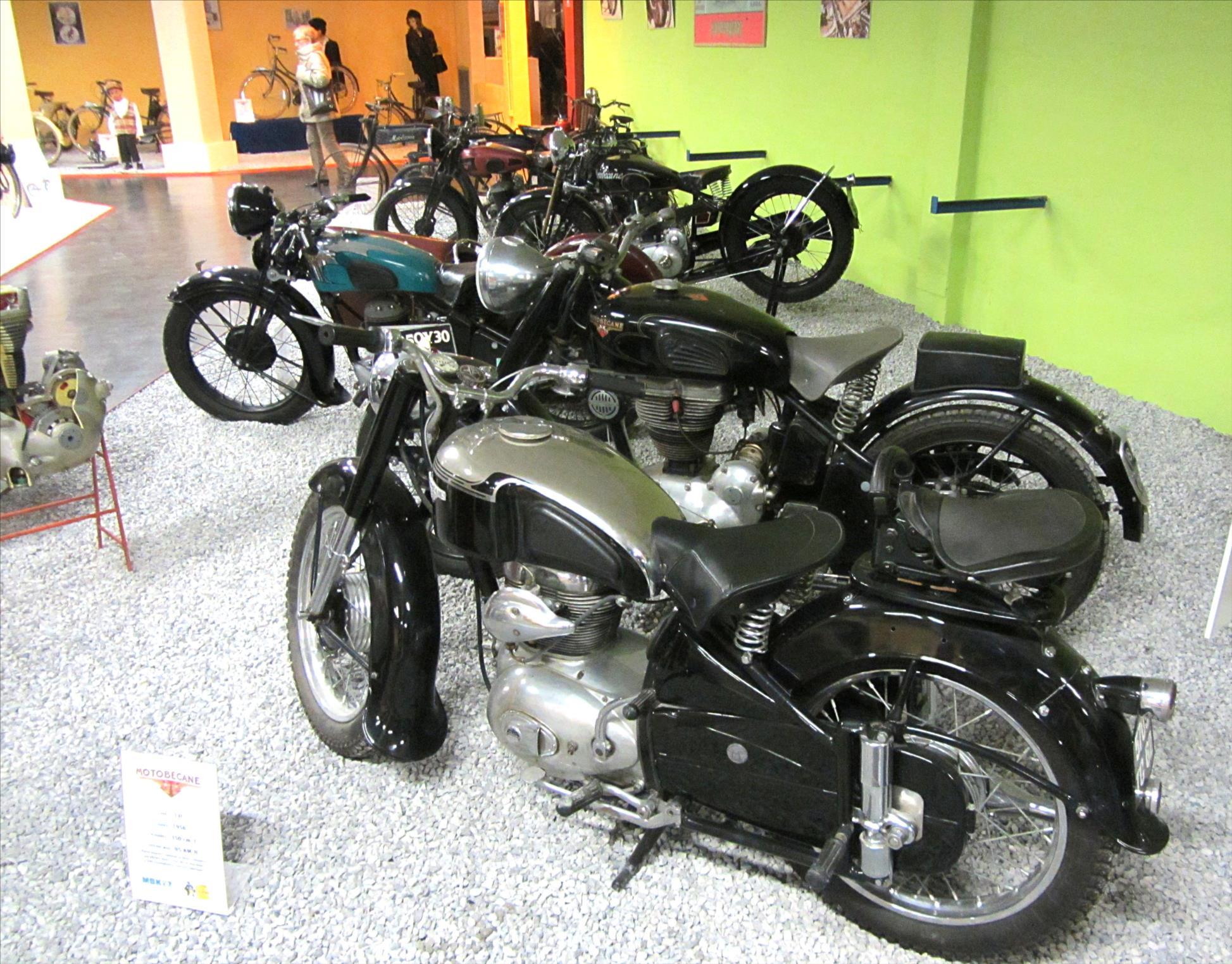 Motos ...