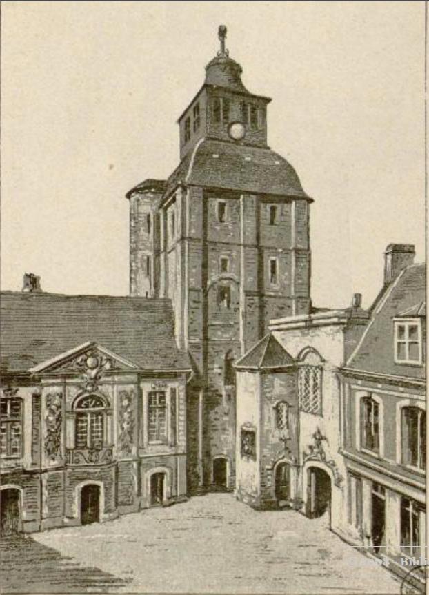 Beffroi, XIXe siècle
