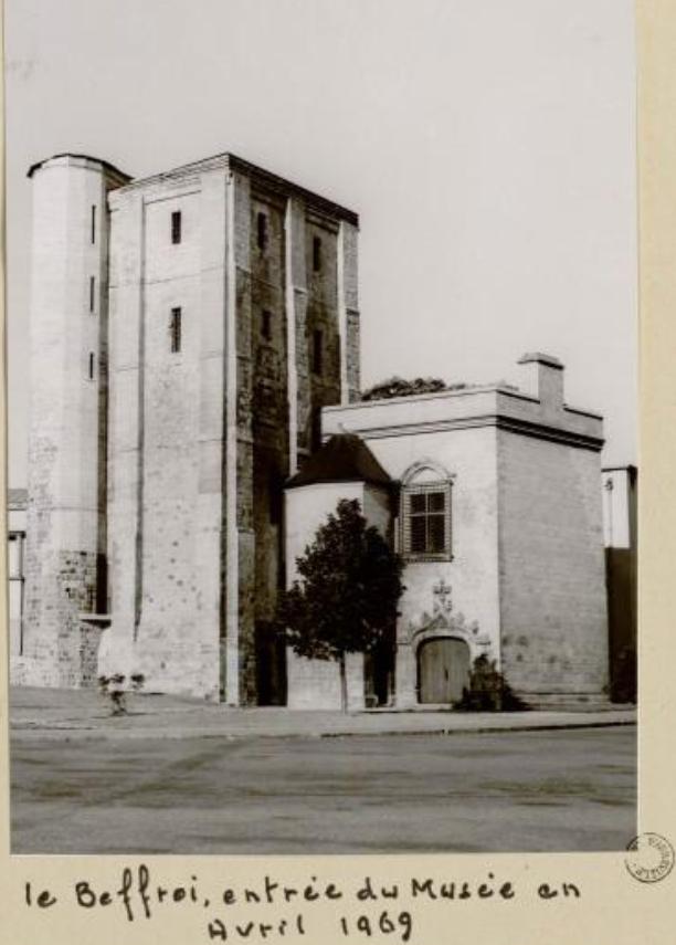 Beffroi, 1969  / document musée