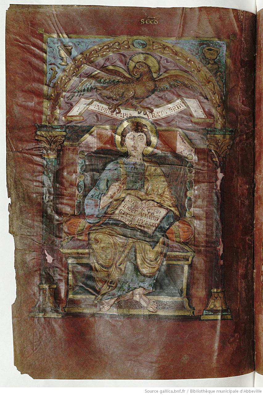 Saint Jean f. 153v