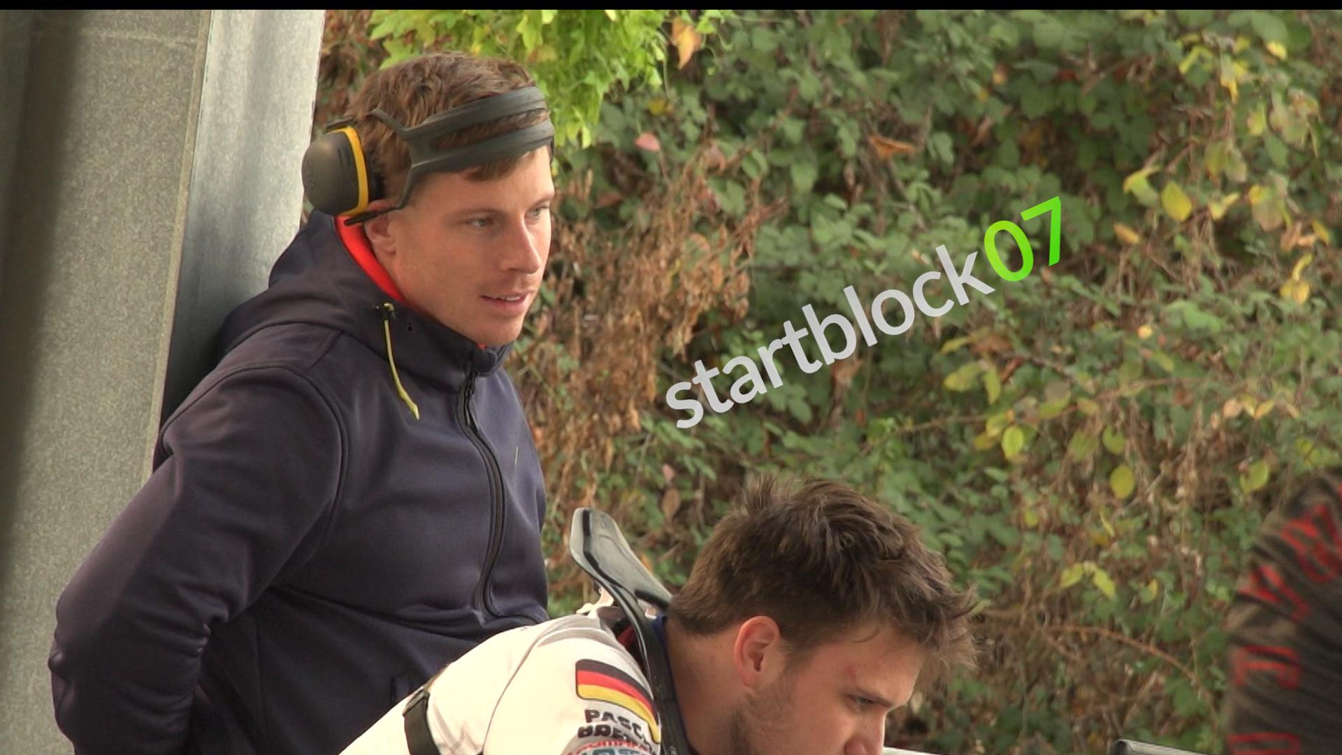 BMX Bundestrainer Simon Schirle nutzt die Corona-Pause