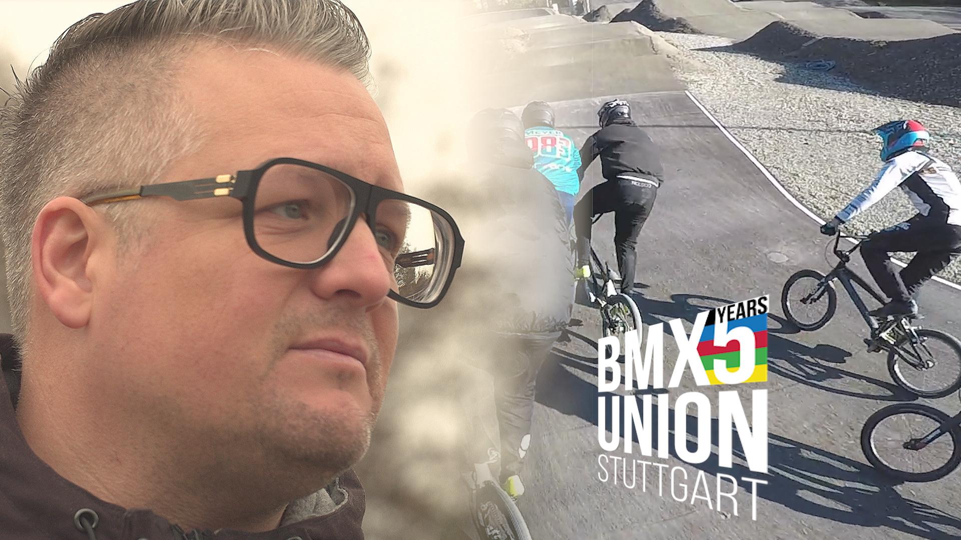 BMX Sport in Stuttgart auf dem Weg zum nächsten Level