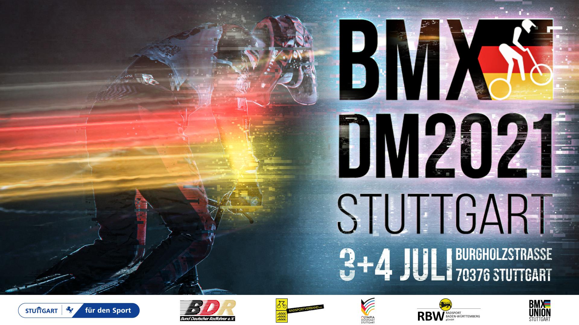 Deutsche BMX Meisterschaft 2021