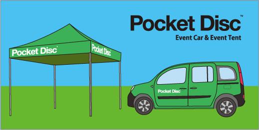 Event Car & Tent