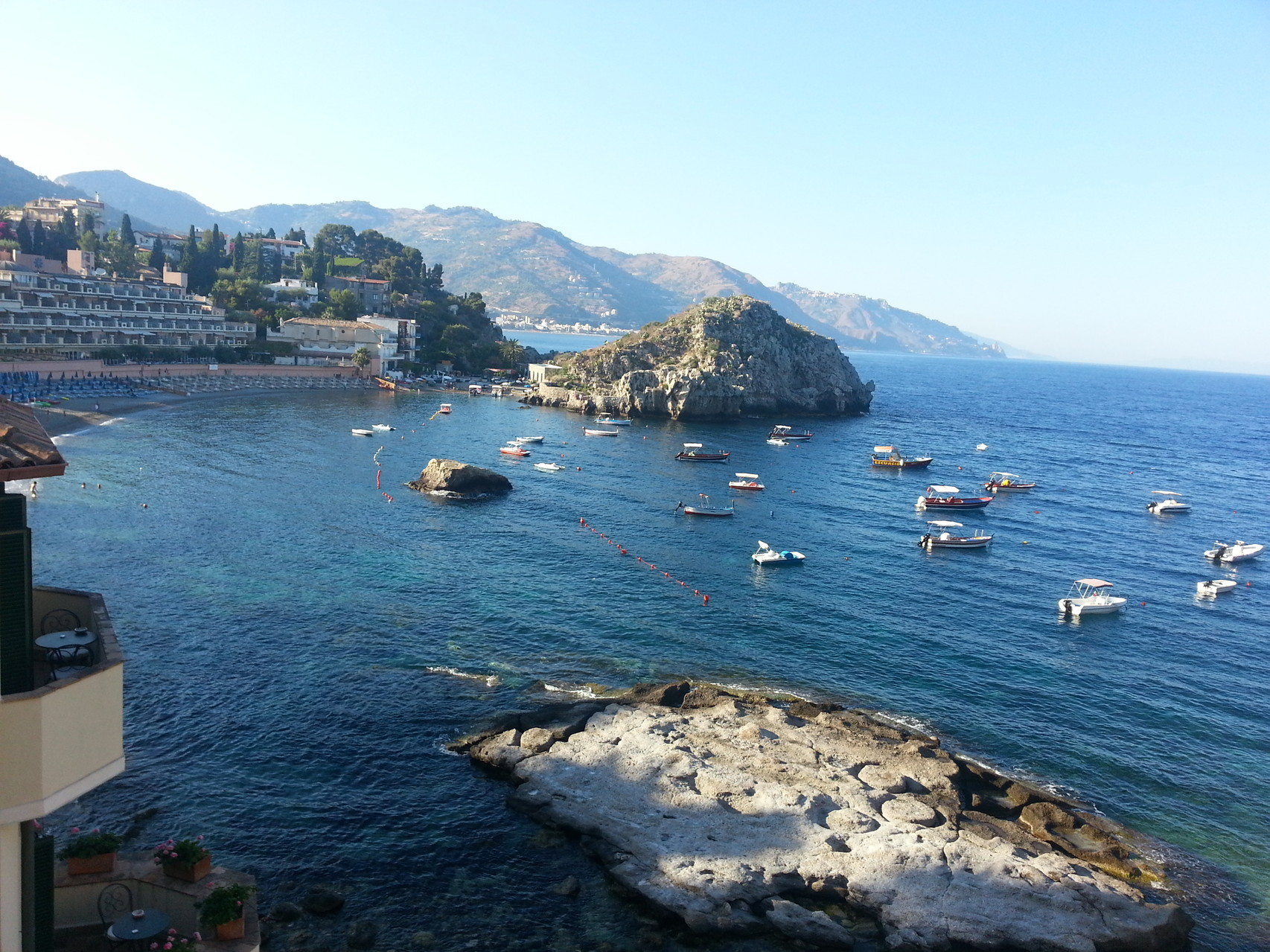 Coast of Taormina