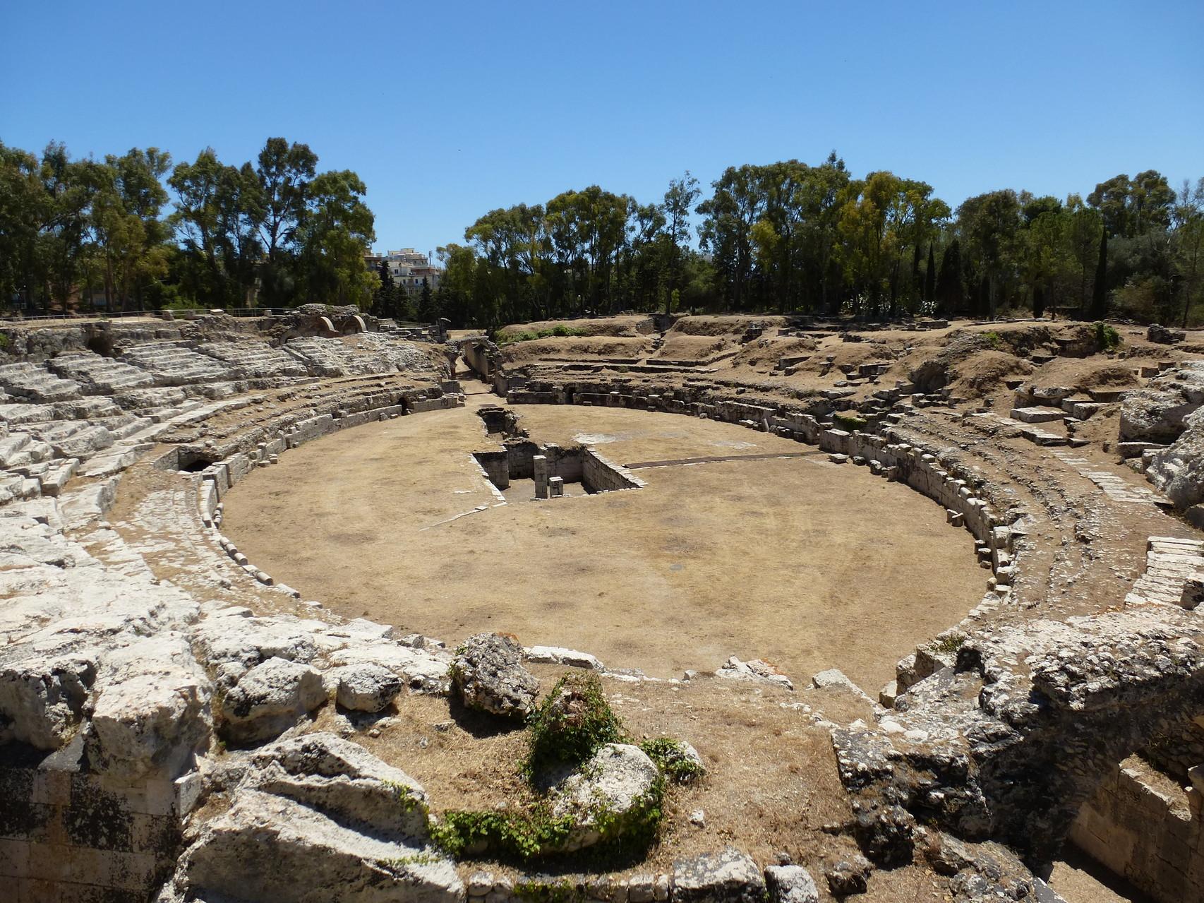Archaeological Park Syracuse