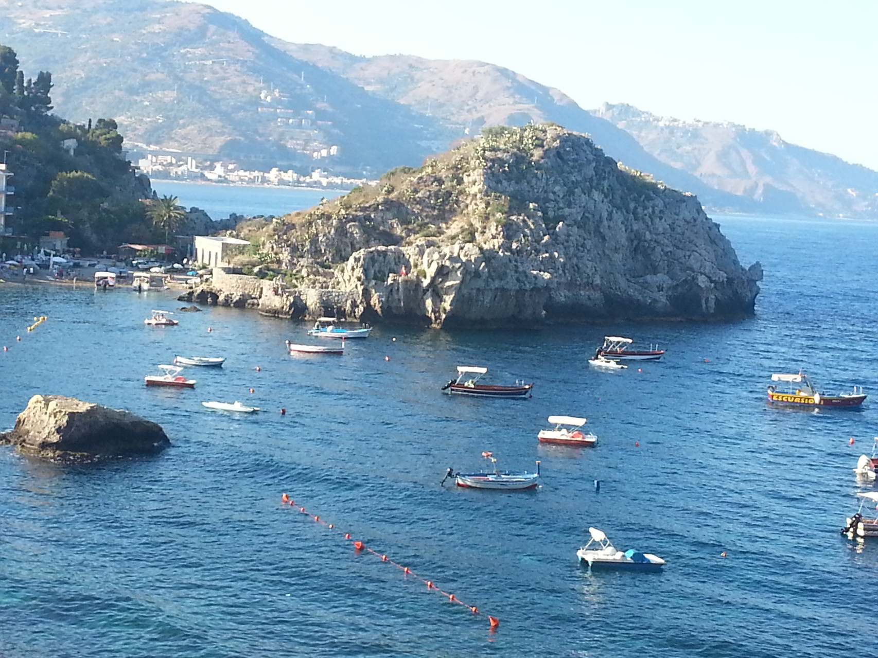 Coast of Taormina