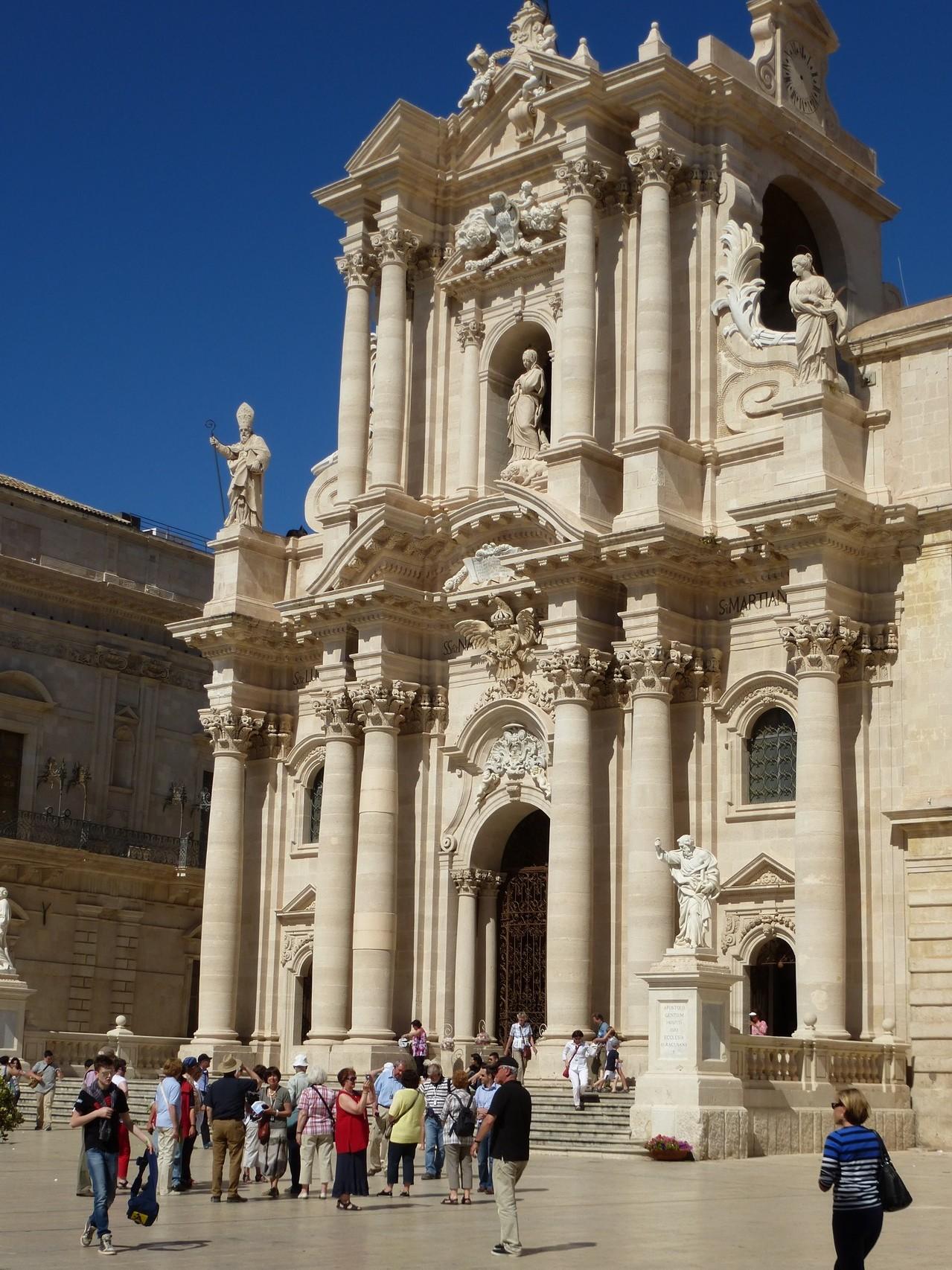 Cathedral Ortigia Island