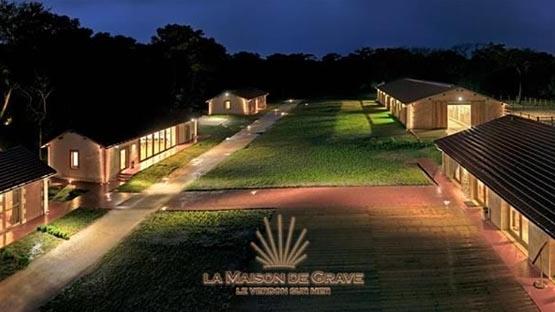 <h2>La maison de Grave</h2> (Gironde)