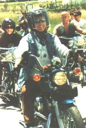 Ladies of Harley Officer Karin