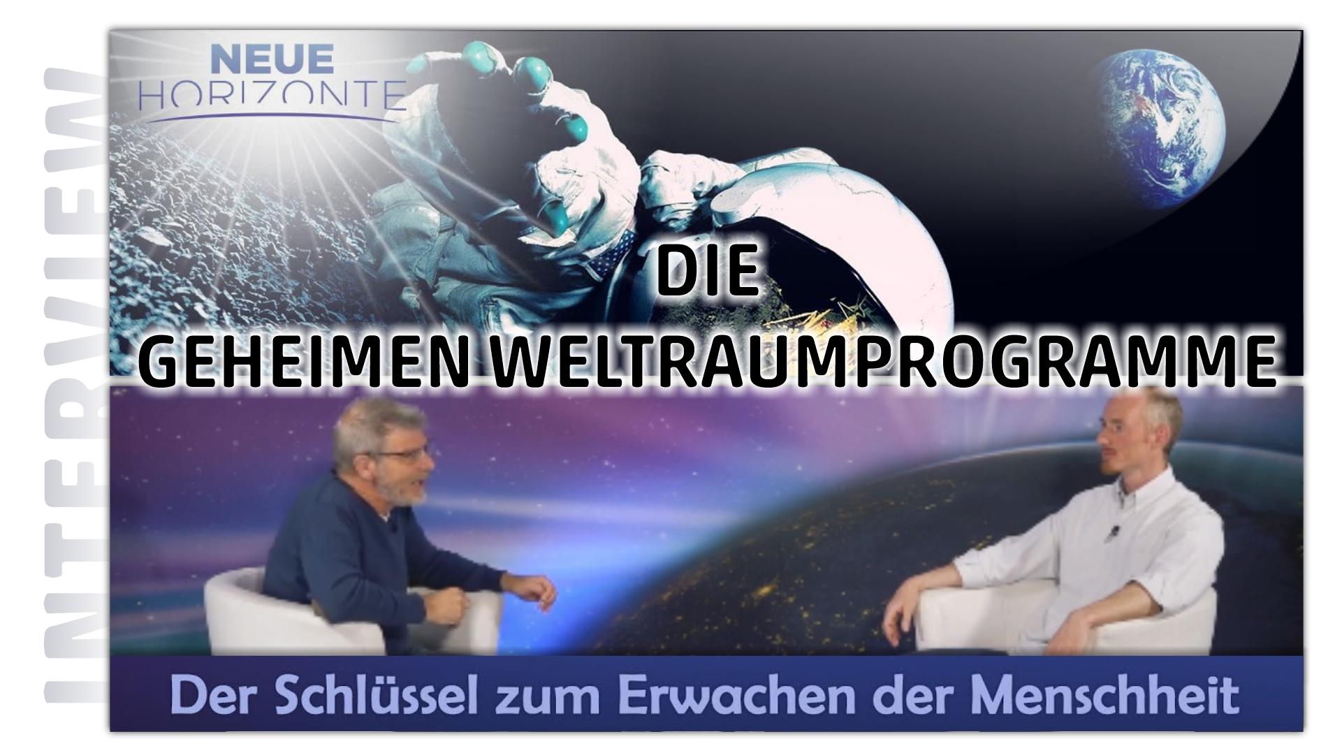 Die Geheimen Weltraumprogramme (Interview mit Dr. Raik Garve)