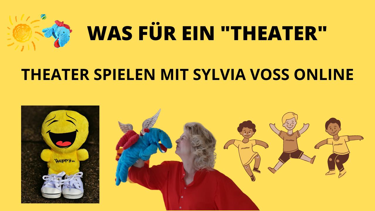 """Was für ein """"Theater"""""""