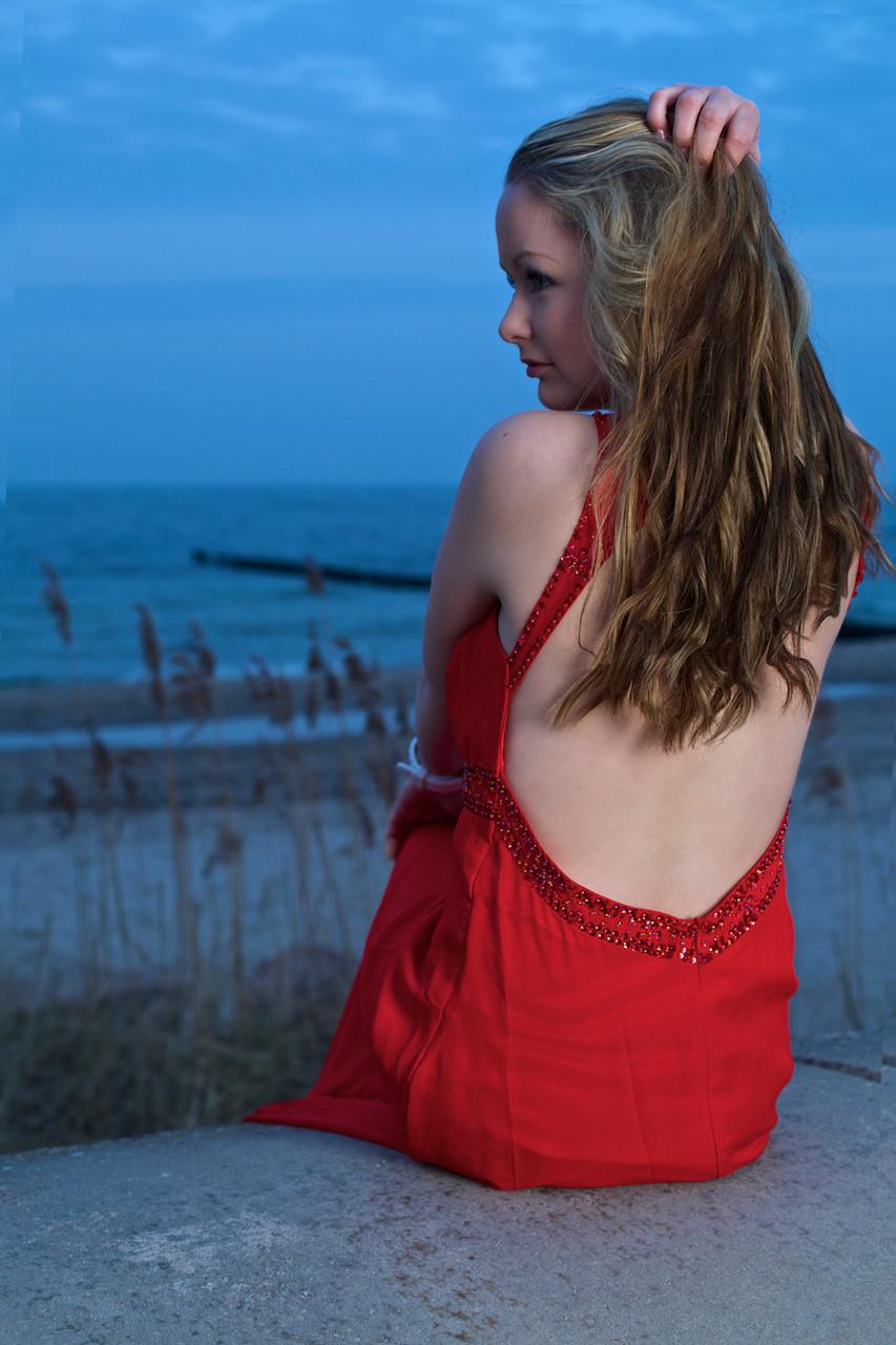 dieses Kleid können Sie ausleihen
