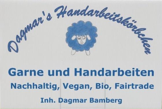 Dagmar's Handarbeitskörbchen, Garne und Handarbeiten,Nachhaltig, Vegan, Bio, Fairtrade
