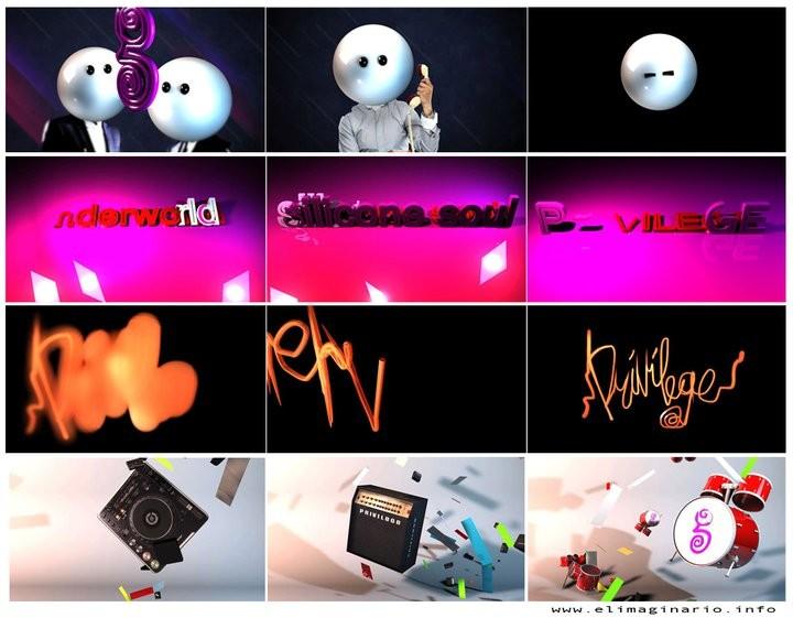 SCREENSHOTS VIDEOLOOPS PRIVILEGE SPECIAL PARTY (UNDERWORLD) elimaginario