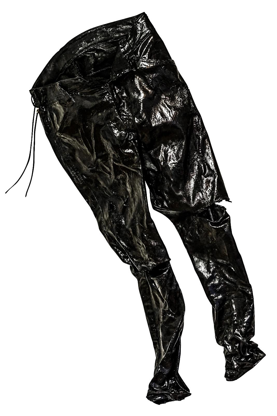 Rudolf Nabu Standing Pants Handcrafted TANABU