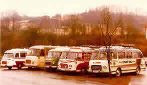 Das erste Clubtreffen (1979 im Saarland)
