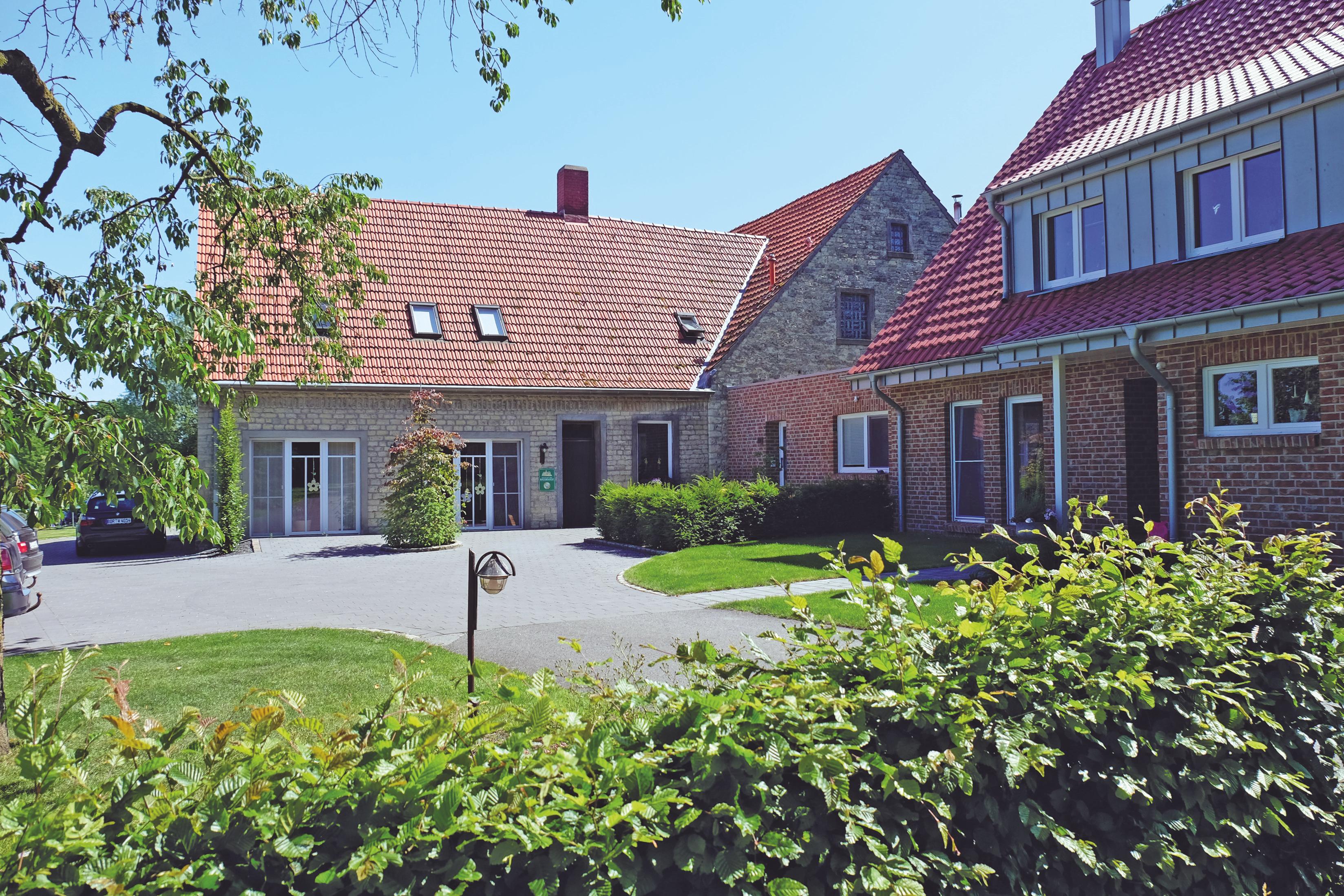 Schöppingen im Münsterland