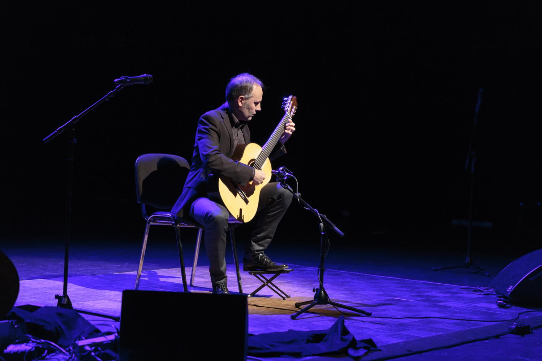 Fernando Cordas's concert.