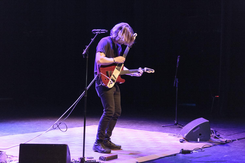 Terence Hansen's concert.