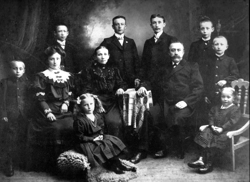 Familie Scheffer