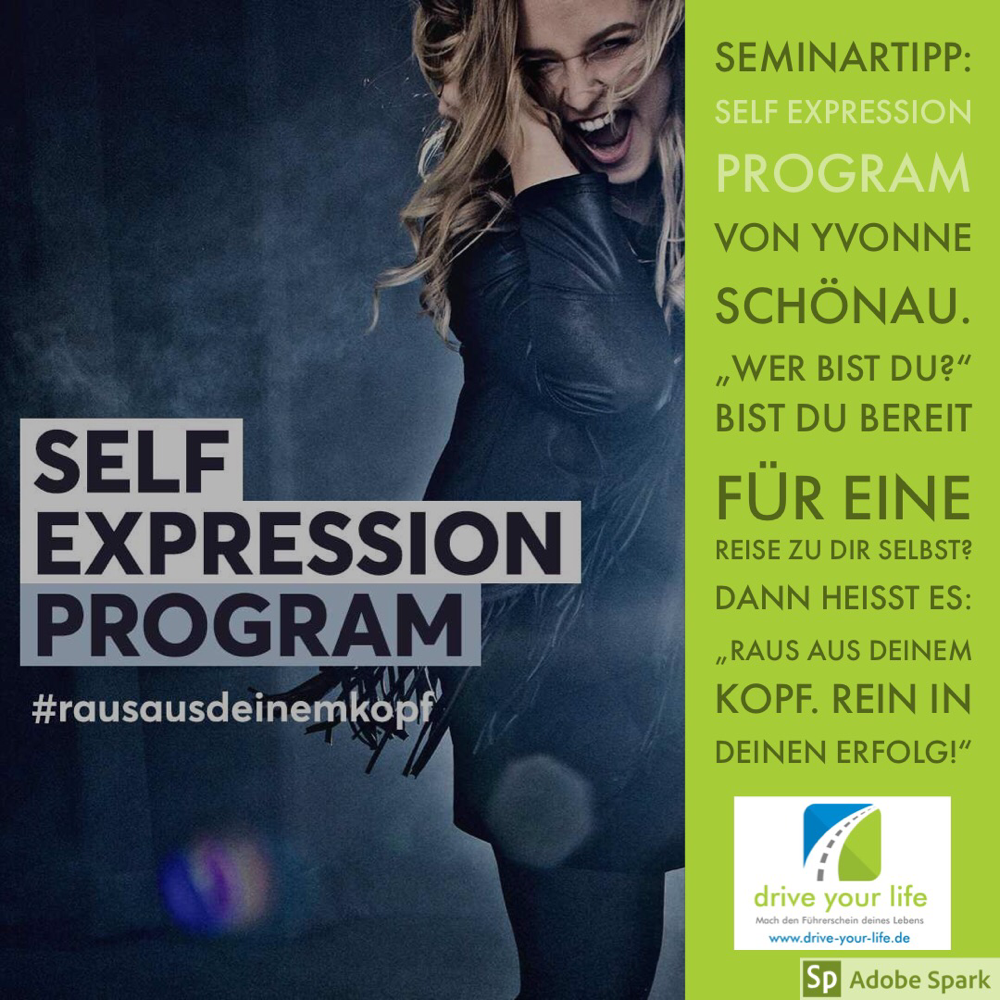 Termine 2019 Drive Your Life Mentalcoaching