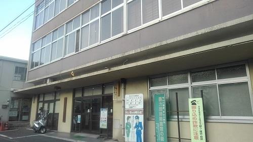 神奈川県警田浦警察署