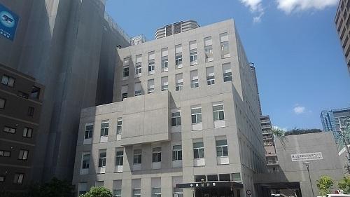 神奈川県警中原警察署