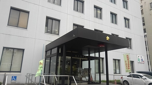 神奈川県警鶴見警察署