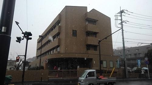 神奈川県警麻生警察署