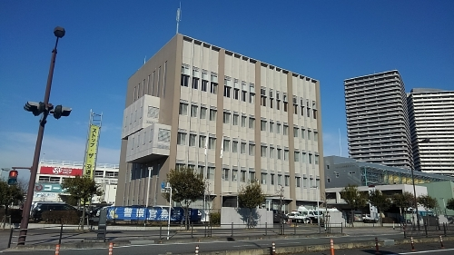 神奈川県警相模原北警察署
