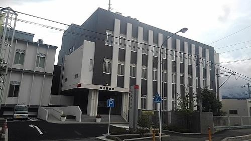 神奈川県警松田警察署