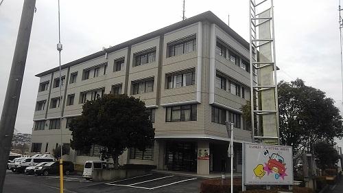 神奈川県警青葉警察署