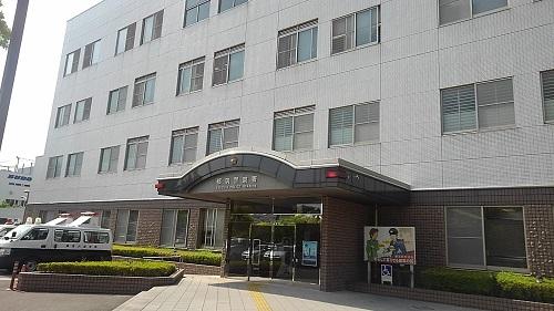 神奈川県警都筑警察署