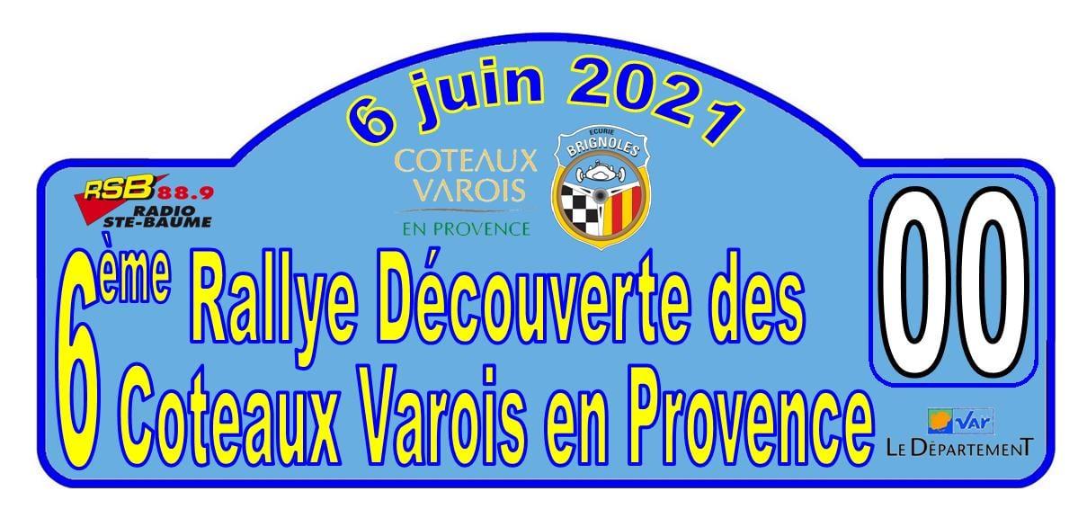 6ème RALLYE DÉCOUVERTE DES COTEAUX VAROIS EN PROVENCE