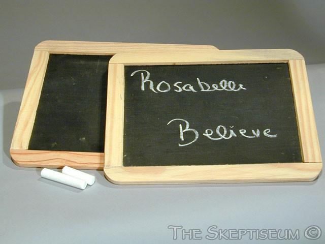 blackboards to take notes