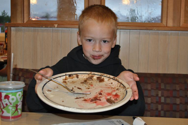 THE BOY-EAT