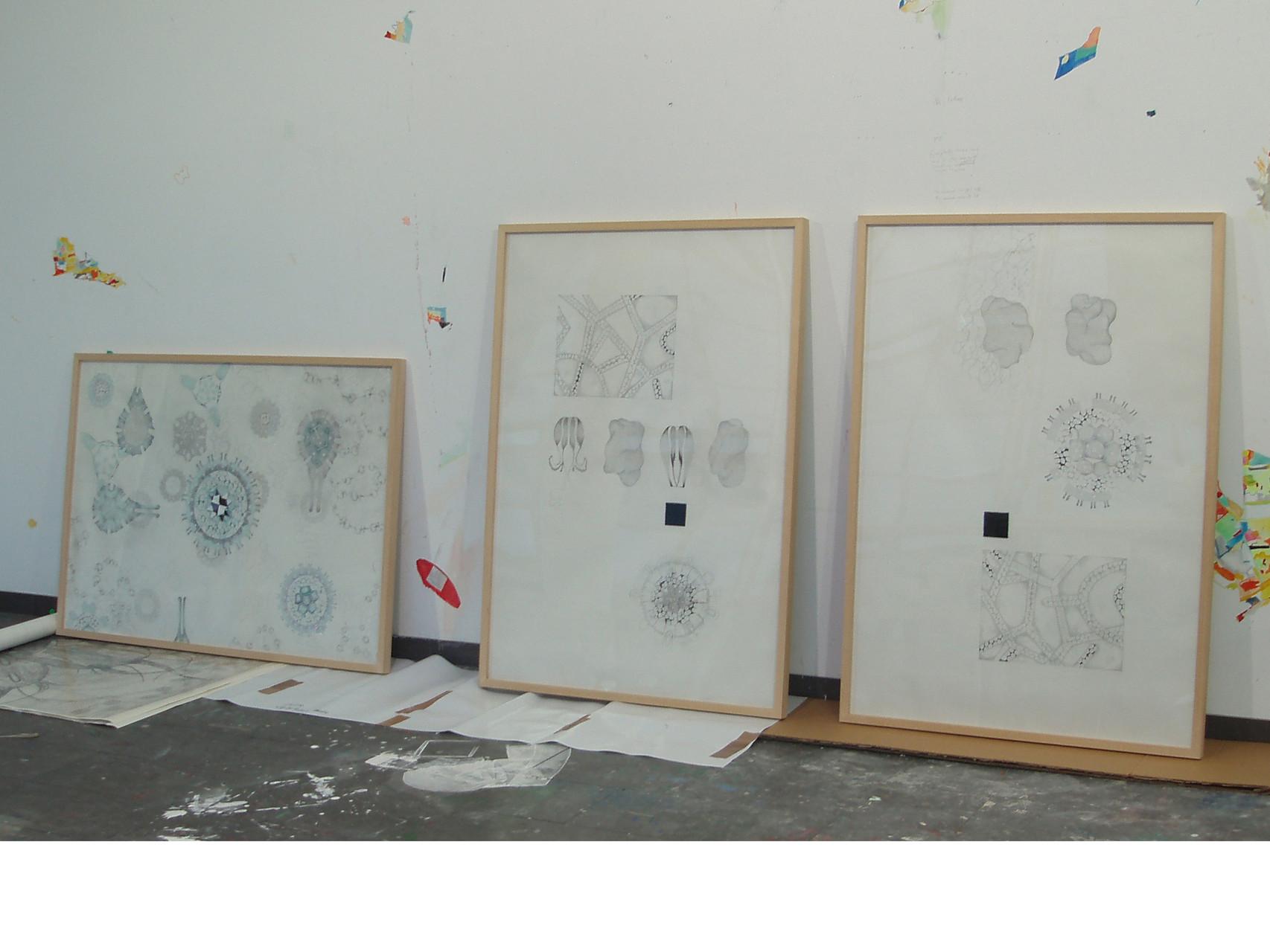 Atelieransicht