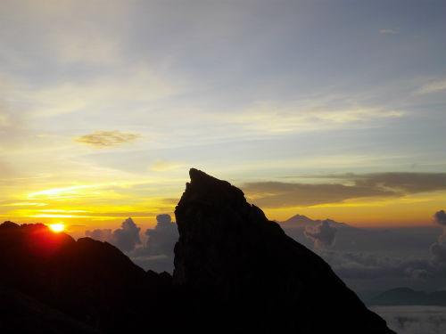 Assister au lever du soleil... inoubliable !
