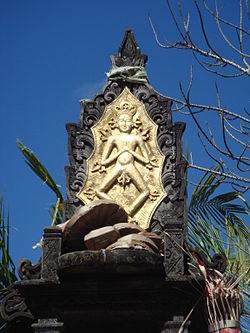 le dieu supreme: sang hyang widi
