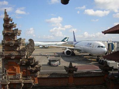 l'aeroport ngurah rai, denpasar