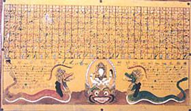 calendrier pawukon