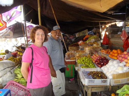 Découvrir un authentique marché traditionnel !